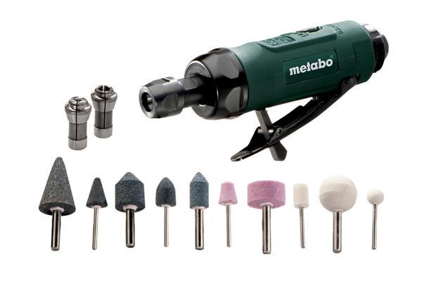 Metabo DG 25 Set Vzduchová priama brúska