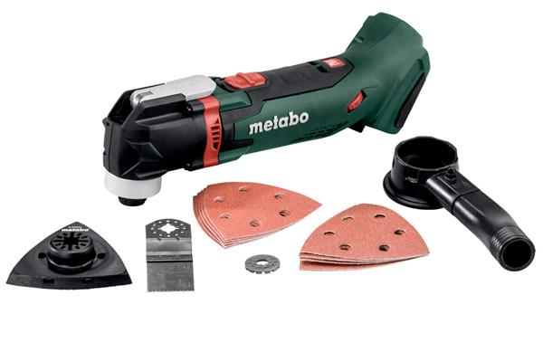 Metabo MT 18 LTX Aku-Multitool, MetaLoc kufrík