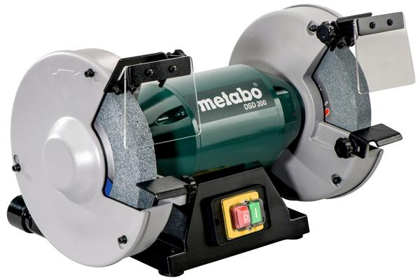 Metabo DSD 200 Dvojkotúčová brúska