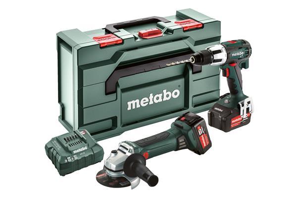 Metabo Combo Set 2.4.2 18 V * SBLT + W18