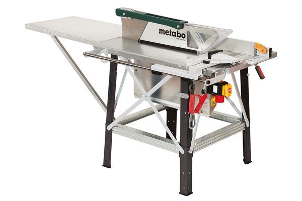 Metabo BKS 400 Plus 3,1 WNB * Stavebná okružná píla
