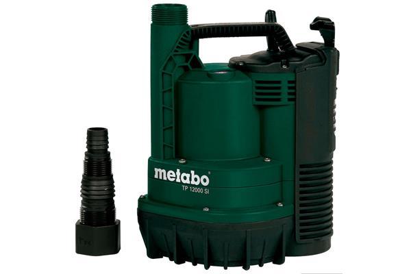 Metabo TP 12000 SI * Ponorné čerpadlo