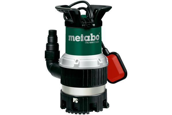 Metabo TPS 16000 S COMBI Kombi-ponorné čerpadlo