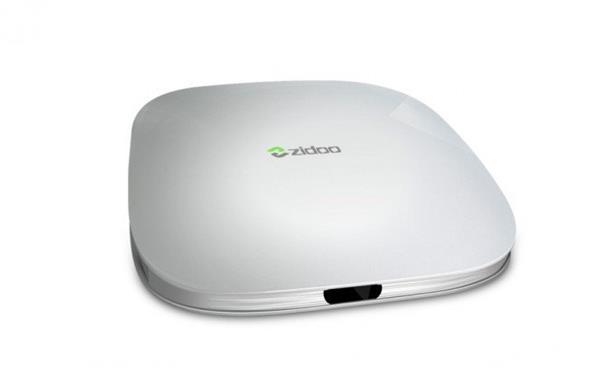 ZIDOO X5 - multimediálny 4K prehrávač s výstupom HDMI 2.0, H.265
