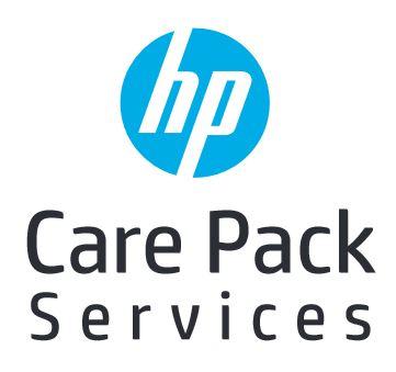 HP 1y PW NextBusDayExchange TC Only SVC