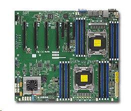 Supermicro Motherboard Xeon X10DRG-QF-B iC612 16x DDR4 ECC,10xSATA3,(PCI-E 3.0/4,2,1(x16,x8,x4),2x LAN,IPMI