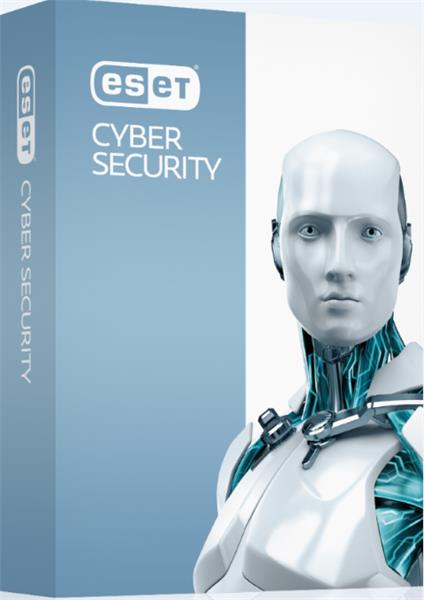 ESET Cyber Security pre MAC 3PC / 1 rok