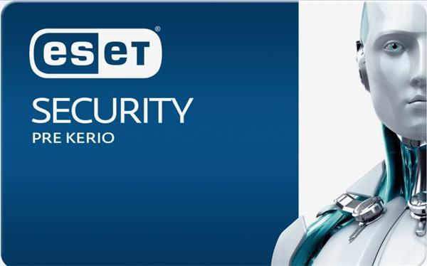 Predĺženie ESET Security pre Kerio 5PC-10PC / 1 rok