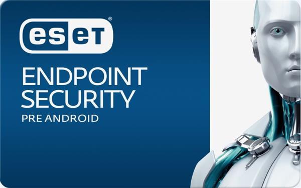 Predĺženie ESET Endpoint Security pre Android 5PC-10PC / 1 rok