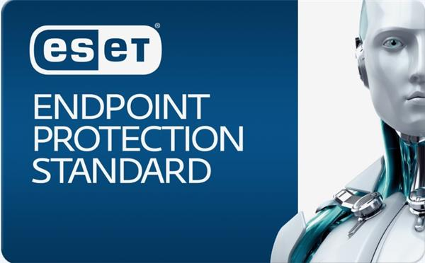 ESET Endpoint Protection Standard 26PC-49PC / 1 rok
