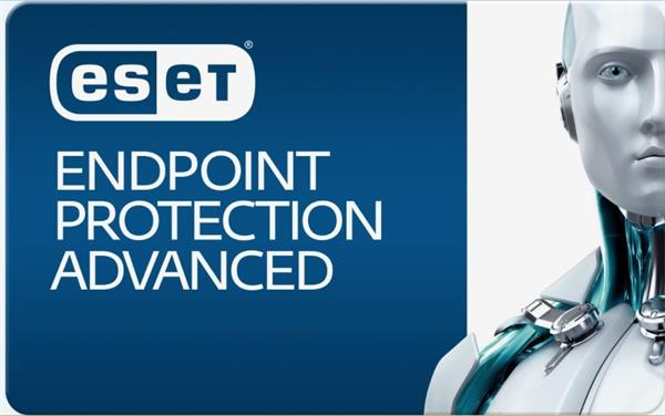 Predĺženie ESET Endpoint Protection Advanced 26PC-49PC / 2 roky