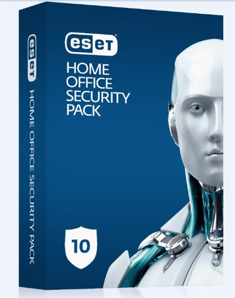 Predĺženie ESET Home Office Security Pack 10PC / 1 rok