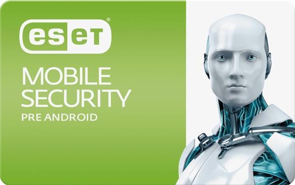ESET Mobile Security pre Android 1-4 zariadenia / 1 rok