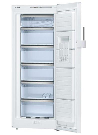 BOSCH_Mraznicka 146 cm, jednodverová (šuplíková) , 173 l, 183 kWh/rok - A++, LED, biela
