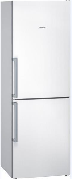 SIEMENS_Chladnicka A++, 219 kWh/rok, 288 l (194l/94l), LED-displej, lowFrost, biela