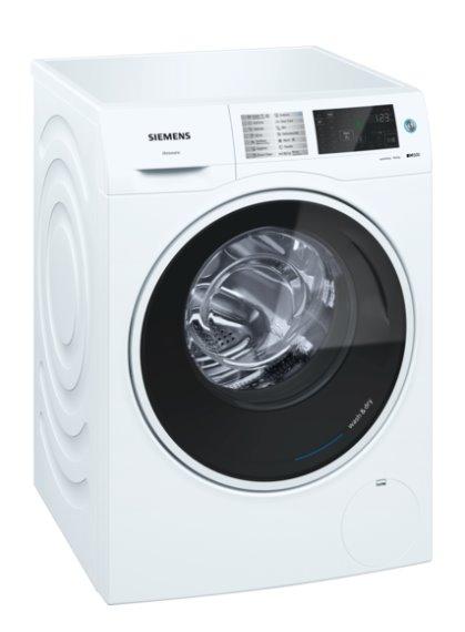 SIEMENS_Pracka max 1500 ot., pranie: 7 kg; pranie + sušenie: 4 kg, A / A, aquaStop, varioSoft bubon, iQdrive