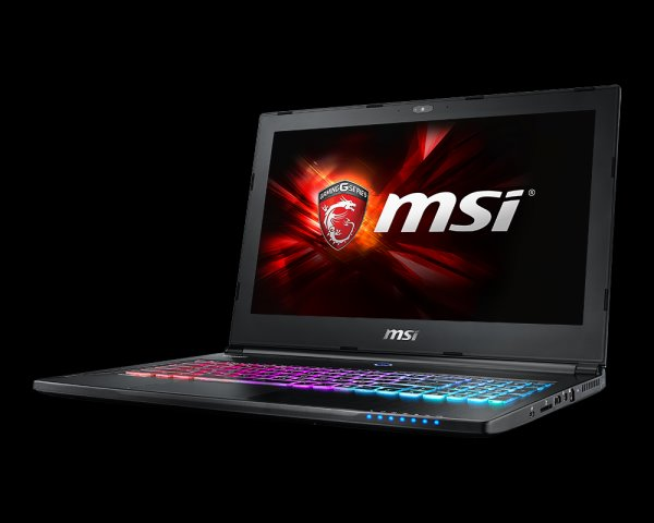 MSI GS60 6QC-295CZ Ghost i7 6700HQ FHD 15.6