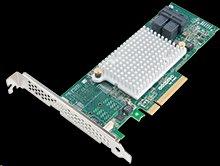 Adaptec HBA 1000-8i, 8-portový 12Gb/s SASIII/SATA PCI Express 3.0 bulk