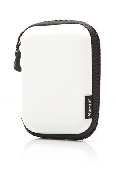 CYGNETT Explorer Medium Hard Shell WhiteCamera Case