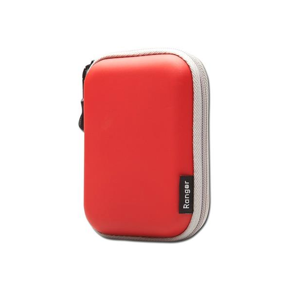CYGNETT Explorer Small Hard Shell, Red