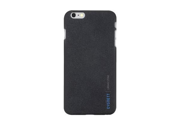 Cygnett, obal UrbanStone Grey pre iPhone 6/6S, tmaovo-šedý