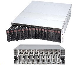 Supermicro Server SYS-5038MR-H8TRF 8x node MicroCloud