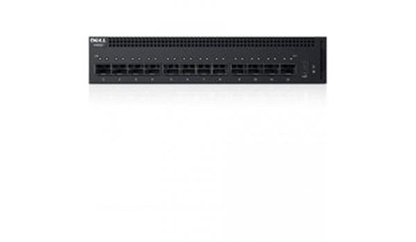 Dell Networking X4012 Smart Web Managed Switch 12x 10GbE SFP+ ports