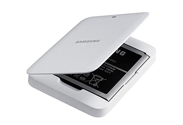 Samsung nabíjacia sada s bateriou pre Galaxy S5, biela