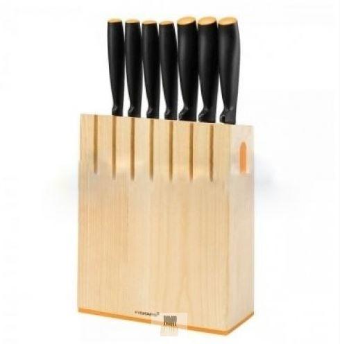 FISKARS Blok so 7 nožmi