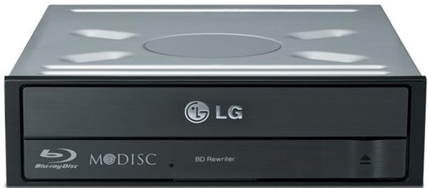 LG Blu-ray BH16NS55 SATA, čierna - interná Blue Ray/DVD napalovacka
