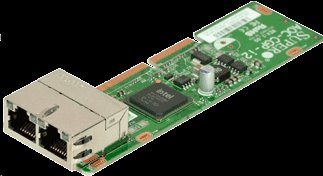 Supermicro AOC-CGP-I2, DualGigabit Ethernet - MicroLP 2-port GbE card based on Intel i350