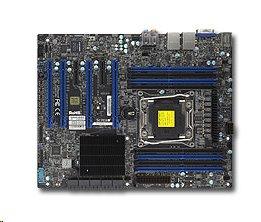 Supermicro X10SRA 1xLGA2011-3, iC612 8x DDR4 ECC,10xSATA3,(PCI-E 3.0 4x x16 (16/16/NA/8 or 16/8/8/8) 2x LAN