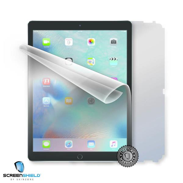 ScreenShield iPad Pro Wi-Fi + 4G - Film for display + body protection