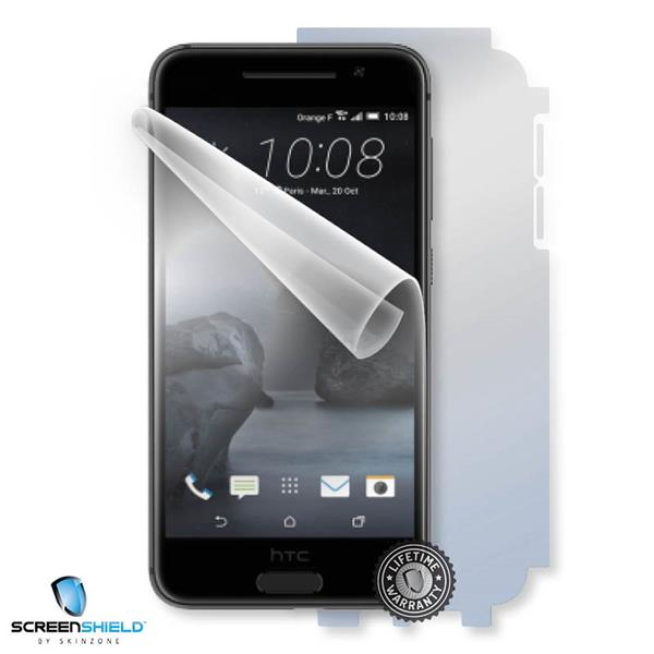 ScreenShield HTC One A9 - Film for display + body protection