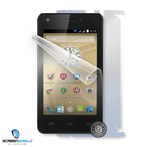 ScreenShield Prestigio PSP 3405 DUO - Film for display + body protection