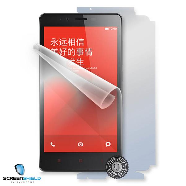 ScreenShield Xiaomi Redmi Note Pro - Film for display + body protection