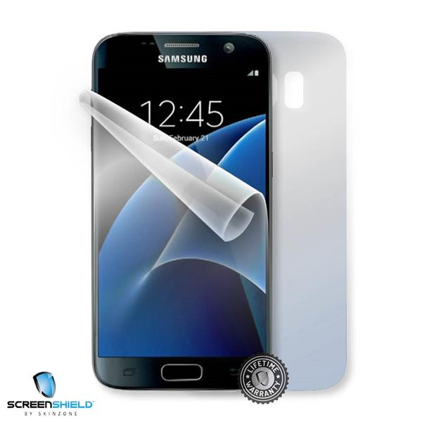 ScreenShield Samsung G930 Galaxy S7 - Film for display + body protection