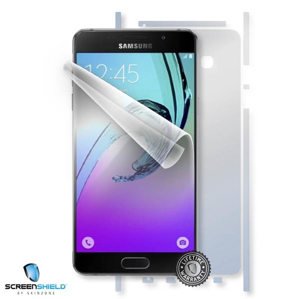 ScreenShield Samsung A510 Galaxy A5 6 (2016) - Film for display + body protection