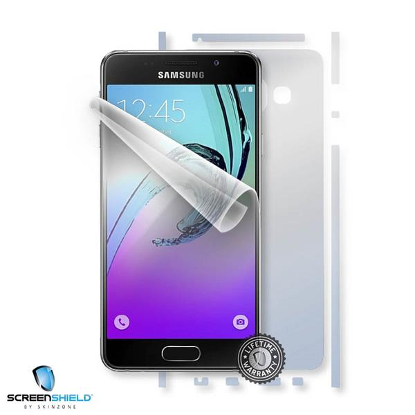 ScreenShield Samsung A310 Galaxy A3 6 (2016) - Film for display + body protection