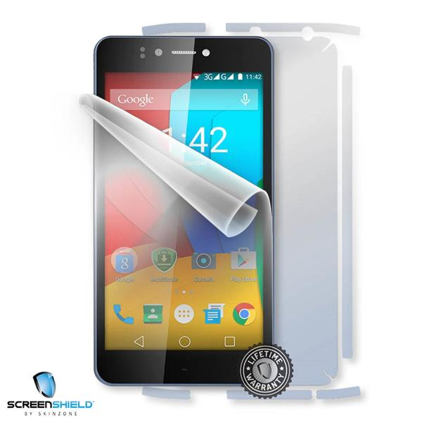 ScreenShield Prestigio PSP 3530 DUO MUZE D3 - Film for display + body protection