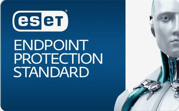 Predĺženie ESET Endpoint Protection Standard 50PC-99PC / 1 rok zľava 50% (EDU, ZDR, NO.. )
