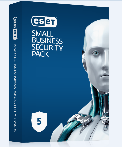 ESET Small Business Security Pack 5PC / 1 rok zľava 50% (EDU, ZDR, NO.. )