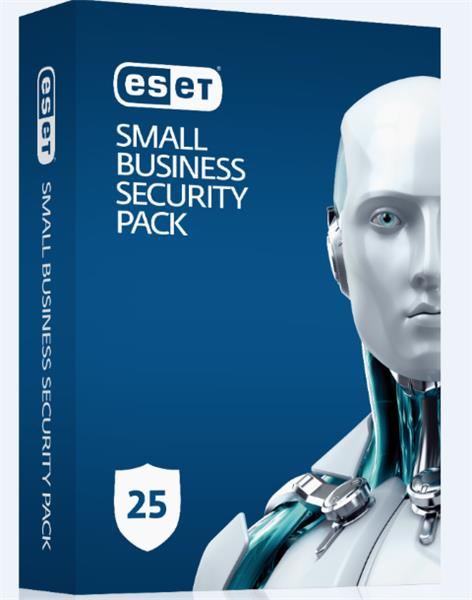 Predĺženie ESET Small Business Security Pack 25PC / 1 rok zľava 50% (EDU, ZDR, NO.. )