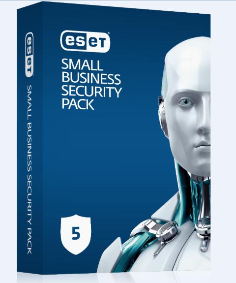 Predĺženie ESET Small Business Security Pack 5PC / 1 rok zľava 20% (GOV)