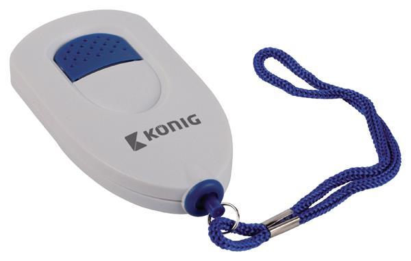 König Poplachové zariadenie pre osobnú bezpečnosť