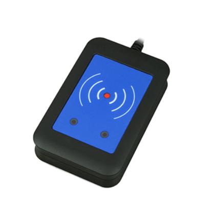 2N Helios IP - externí RFID čtečka 13.56MHz + 125kHz (USB rozhraní)
