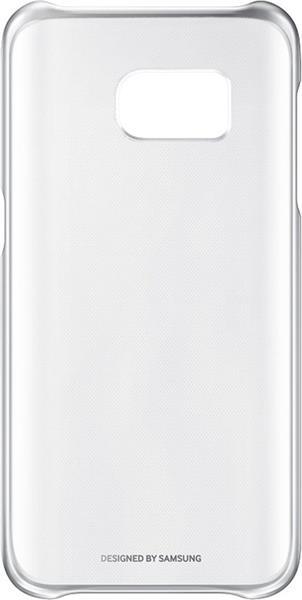Samsung Clear obal pre Galaxy S7 (G930), strieborná