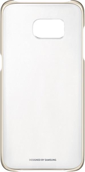 Samsung Clear obal pre Galaxy S7 Edge (G935), zlatá