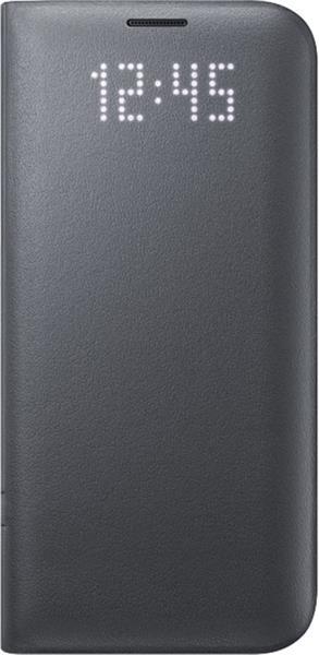 Samsung LED View Cover pre S7 edge (G935), čierna