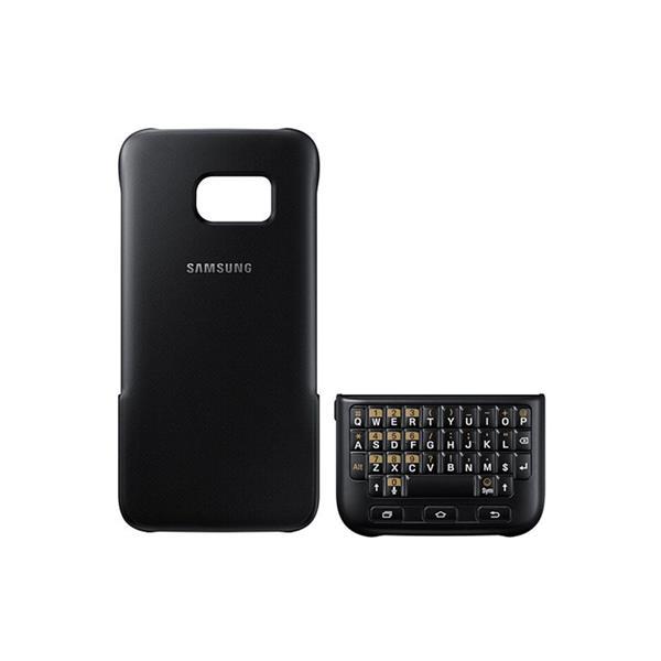 Samsung Keyboard Cover pre S7 edge (G935), čierna